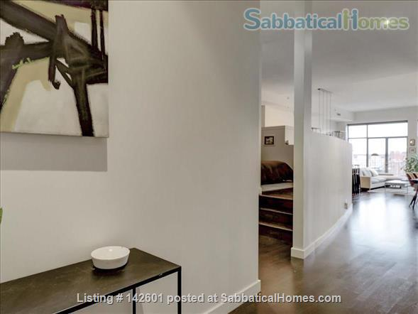 Beautiful Montreal Loft Home Rental in Montreal, Quebec, Canada 2