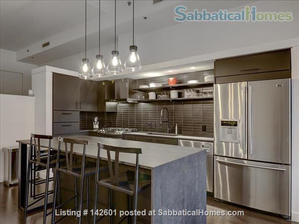 Beautiful Montreal Loft Home Rental in Montreal, Quebec, Canada 3