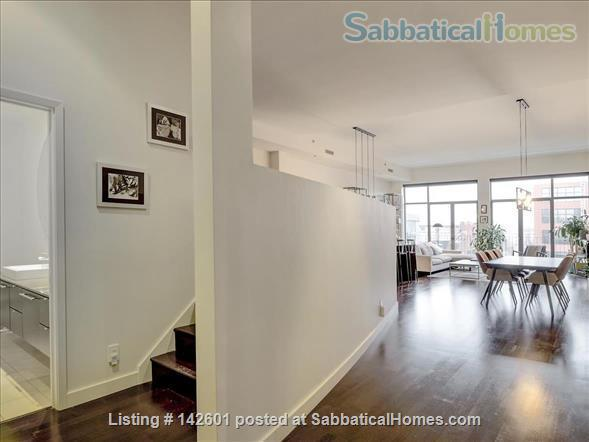 Beautiful Montreal Loft Home Rental in Montreal, Quebec, Canada 6