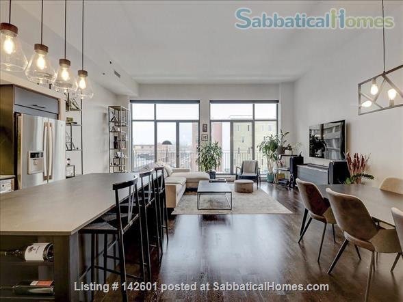 Beautiful Montreal Loft Home Rental in Montreal 7