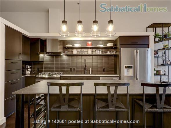 Beautiful Montreal Loft Home Rental in Montreal, Quebec, Canada 8