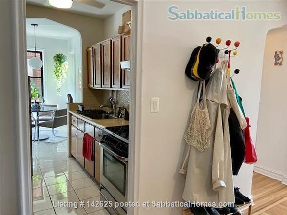 Huge Sun-Drenched Furnished 1-BR with Breakfast Nook / 2nd Workspace Home Rental in Prospect Lefferts Gardens, New York, United States 9
