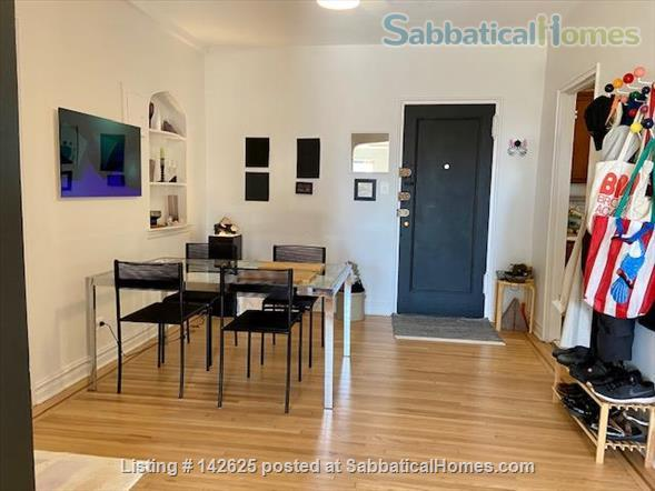 Huge Sun-Drenched Furnished 1-BR with Breakfast Nook / 2nd Workspace Home Rental in Prospect Lefferts Gardens, New York, United States 3