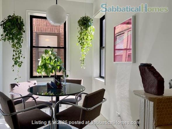 Huge Sun-Drenched Furnished 1-BR with Breakfast Nook / 2nd Workspace Home Rental in Prospect Lefferts Gardens, New York, United States 5