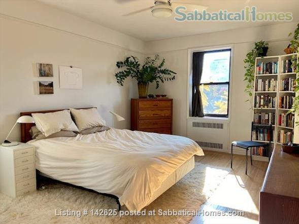Huge Sun-Drenched Furnished 1-BR with Breakfast Nook / 2nd Workspace Home Rental in Prospect Lefferts Gardens, New York, United States 6