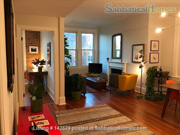 listing image for Fully furnished flat in historic Capitol Hill