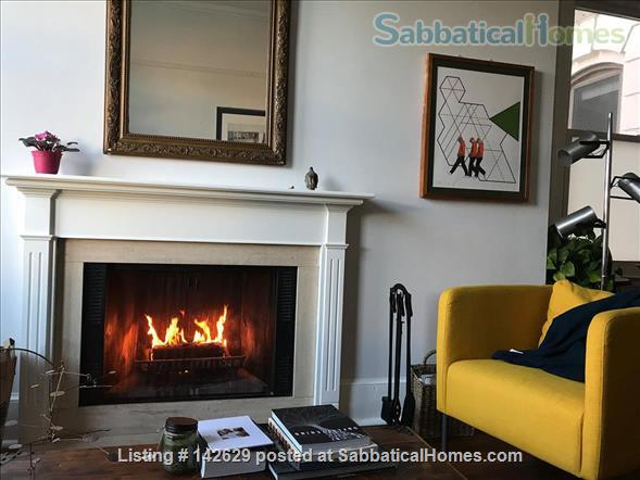 Fully furnished flat in historic Capitol Hill Home Rental in Washington, District of Columbia, United States 2