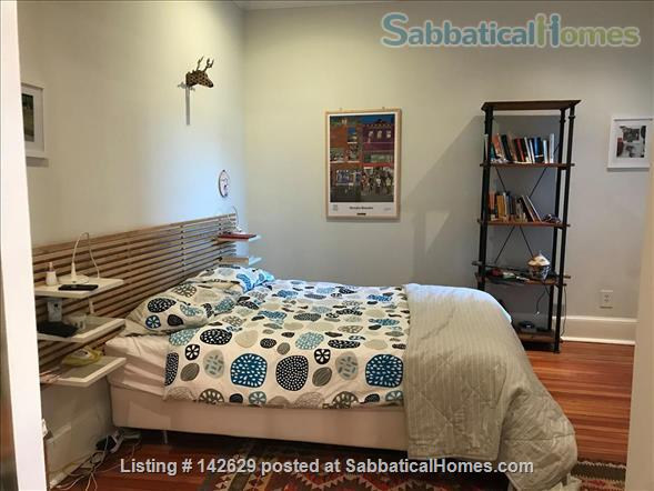 Fully furnished flat in historic Capitol Hill Home Rental in Washington, District of Columbia, United States 4