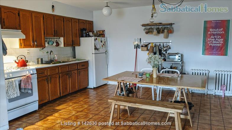 Bright and Large Bedroom in Quiet Downtown Toronto apartment Home Rental in Toronto 2