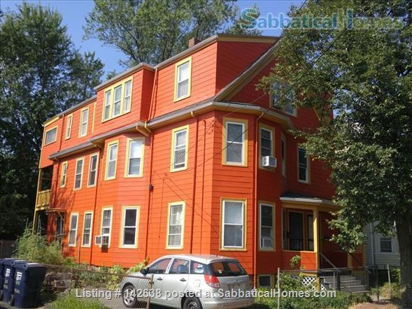 2 bedroom home with yard near MIT, Harvard, BU and Longwood Home Rental in Cambridge, Massachusetts, United States 9