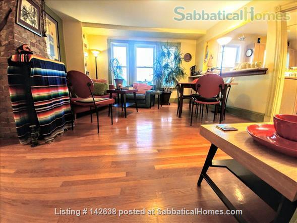 2 bedroom home with yard near MIT, Harvard, BU and Longwood Home Rental in Cambridge, Massachusetts, United States 1