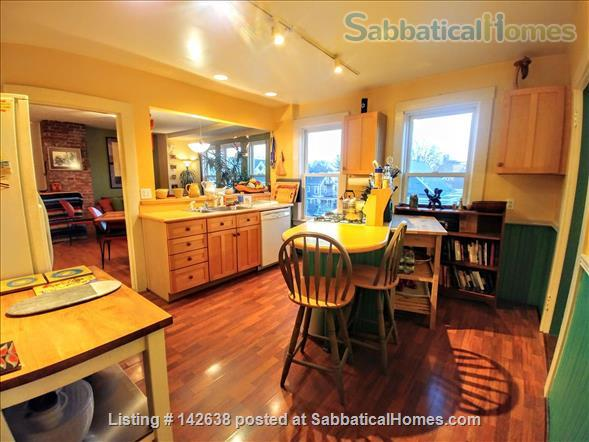 2 bedroom home with yard near MIT, Harvard, BU and Longwood Home Rental in Cambridge, Massachusetts, United States 3