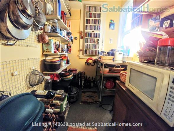 2 bedroom home with yard near MIT, Harvard, BU and Longwood Home Rental in Cambridge, Massachusetts, United States 4