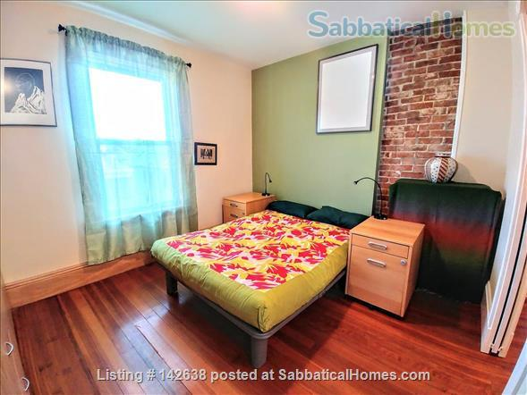 2 bedroom home with yard near MIT, Harvard, BU and Longwood Home Rental in Cambridge, Massachusetts, United States 6