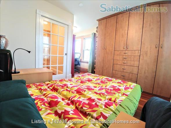 2 bedroom home with yard near MIT, Harvard, BU and Longwood Home Rental in Cambridge, Massachusetts, United States 7