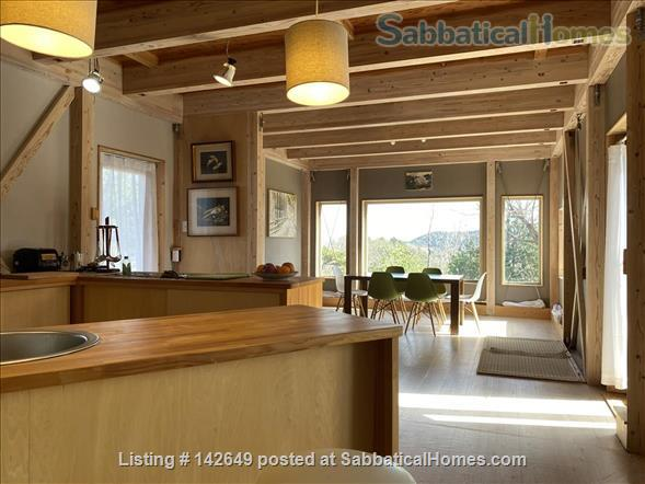Large Eco-Home for Rent in the Mountains above Kyoto Home Rental in Otsu, Shiga, Japan 4
