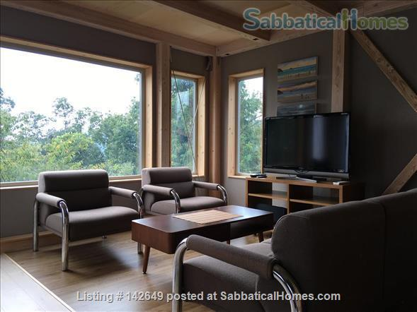 Large Eco-Home for Rent in the Mountains above Kyoto Home Rental in Otsu, Shiga, Japan 5