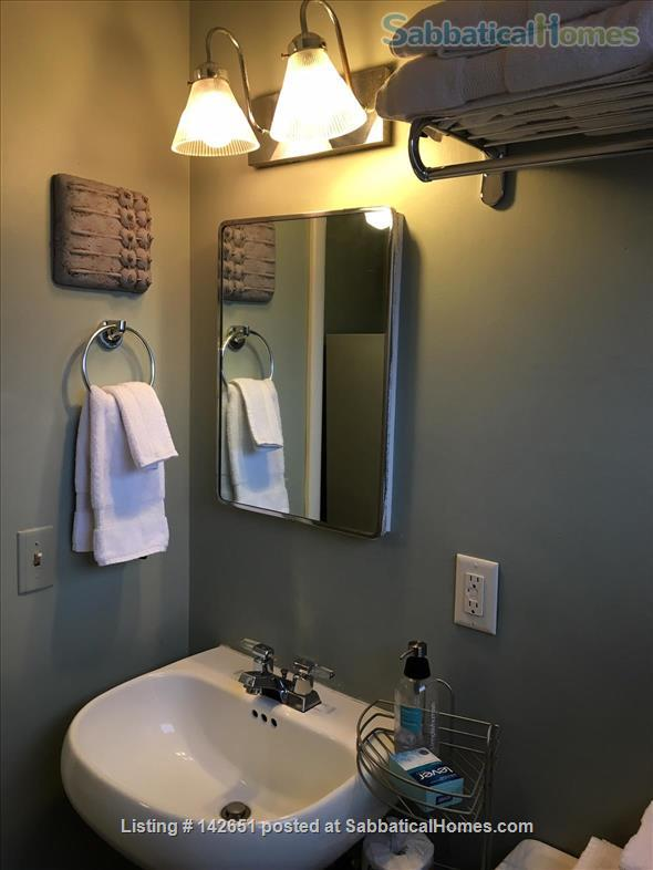 Beautiful fully furnished efficiency downtown Ann Arbor  Home Rental in Ann Arbor, Michigan, United States 9