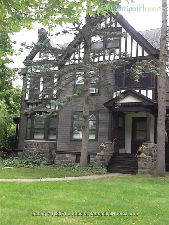 Beautiful fully furnished efficiency downtown Ann Arbor  Home Rental in Ann Arbor, Michigan, United States 1