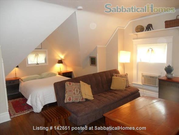 Beautiful fully furnished efficiency downtown Ann Arbor  Home Rental in Ann Arbor, Michigan, United States 2