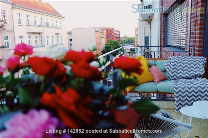 High-Quality living: Private Room with Private Bathroom in Shared Apartment Home Rental in Berlin, Berlin, Germany 9