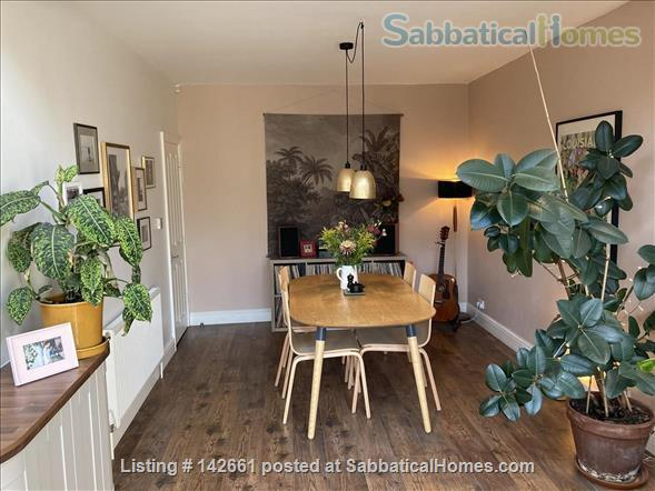 Large 4 bed home in London, near transport and huge garden! Home Rental in London, England, United Kingdom 0