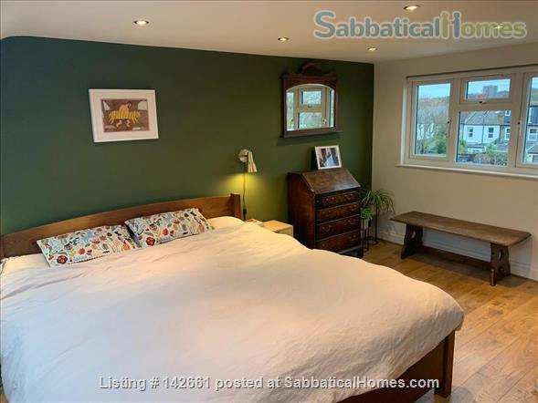 Large 4 bed home in London, near transport and huge garden! Home Rental in London, England, United Kingdom 6
