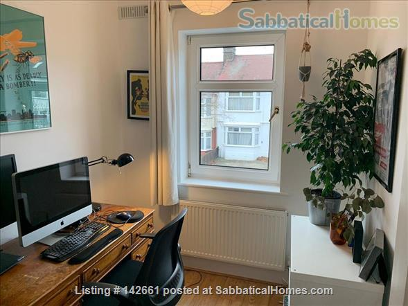 Large 4 bed home in London, near transport and huge garden! Home Rental in London, England, United Kingdom 8