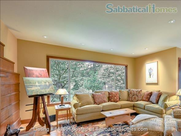 Mid Century Modern - Oakland Hills Home Rental in Oakland, California, United States 2