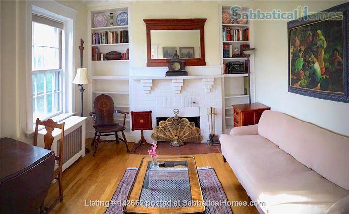 Furnished 1BR / Harvard Square Cambridge / Historic Residential Neighborhood Home Rental in Cambridge, Massachusetts, United States 1