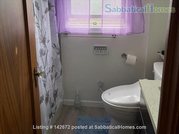 Cozy 3 bedroom home with very large yard in North Berkeley Home Rental in Albany, California, United States 3