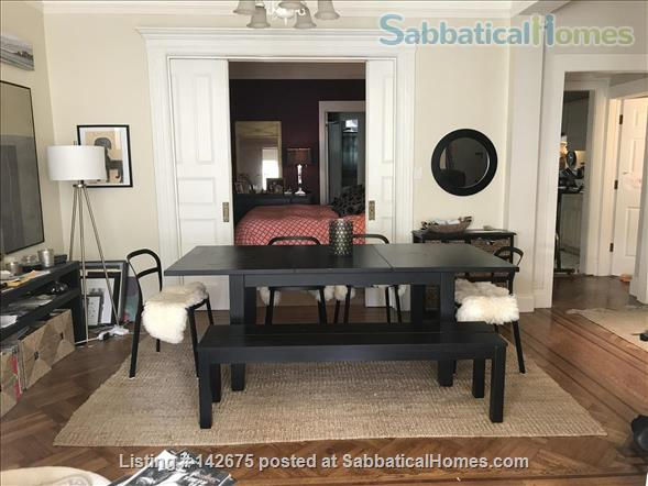 Beautiful Apartment with Victorian Charm Home Rental in San Francisco, California, United States 0