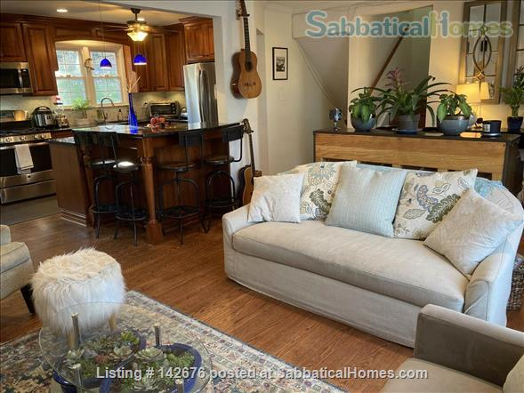 Ideally Located Sanctuary in Northern Virginia Home Rental in Arlington, Virginia, United States 0