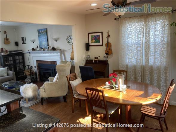 Ideally Located Sanctuary in Northern Virginia Home Rental in Arlington, Virginia, United States 3