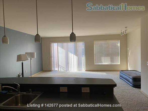 Large, luxury 3 bdrm/2bthrm Apartment - Take over lease until the end of June 2021 Home Rental in Madison, Wisconsin, United States 2