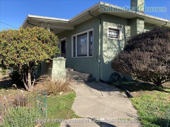 North Berkeley House to Share Home Rental in Berkeley, California, United States 1
