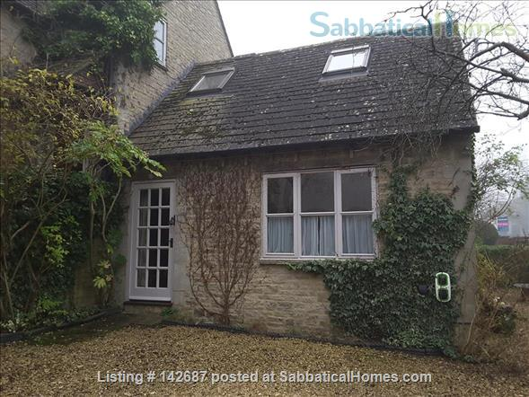 Beautiful rural annex near Oxford to rent Home Rental in Finstock, England, United Kingdom 0