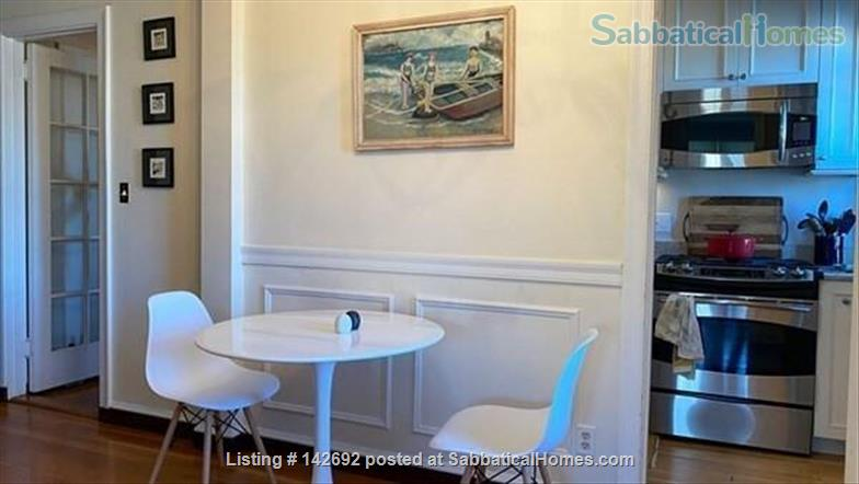 Tasteful, furnished 1 bed condo in heart of Porter Square Home Rental in Cambridge 4 - thumbnail