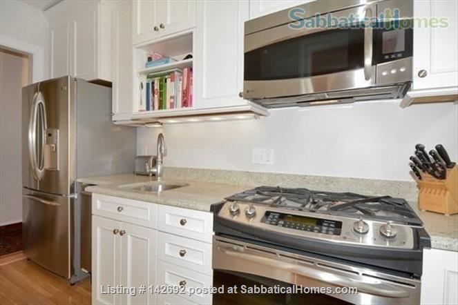Tasteful, furnished 1 bed condo in heart of Porter Square Home Rental in Cambridge 5