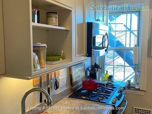 Tasteful, furnished 1 bed condo in heart of Porter Square Home Rental in Cambridge, Massachusetts, United States 6