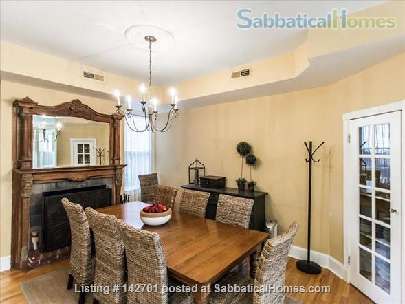 Charming Capitol Hill Rowhouse  Home Rental in Washington, District of Columbia, United States 2