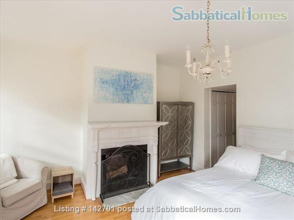 Charming Capitol Hill Rowhouse  Home Rental in Washington, District of Columbia, United States 5