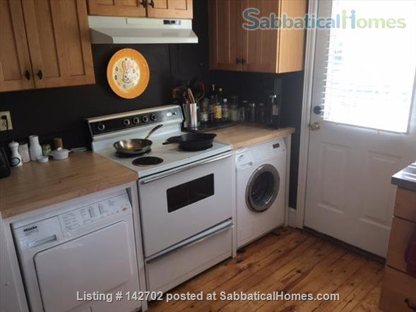Furnished, Sunny House with Screened Porch and Fenced Yard - 2BR/1BA + Office  Home Rental in Durham 5
