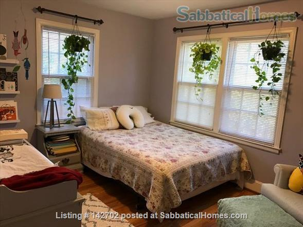 Furnished, Sunny House with Screened Porch and Fenced Yard - 2BR/1BA + Office  Home Rental in Durham 7
