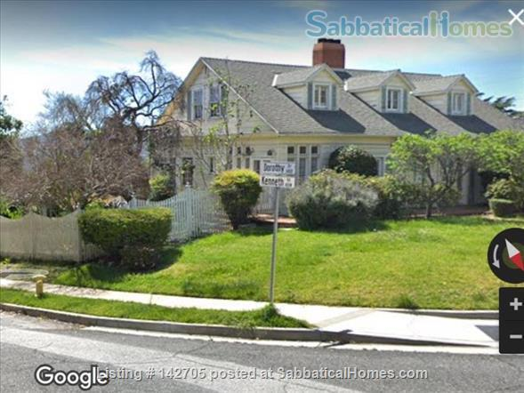 100 year old home made for family Home Rental in Glendale, California, United States 0