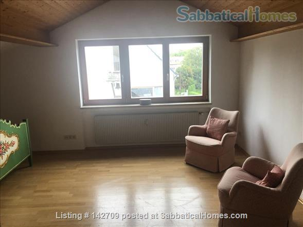 2 rooms furnished in Herrsching * best location on the lake * limited in time until July 31, 2021 Home Rental in Herrsching am Ammersee, BY, Germany 0