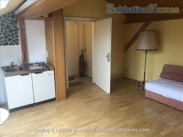 2 rooms furnished in Herrsching * best location on the lake * limited in time until July 31, 2021 Home Rental in Herrsching am Ammersee, BY, Germany 2