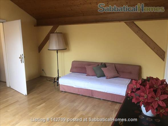 2 rooms furnished in Herrsching * best location on the lake * limited in time until July 31, 2021 Home Rental in Herrsching am Ammersee, BY, Germany 3