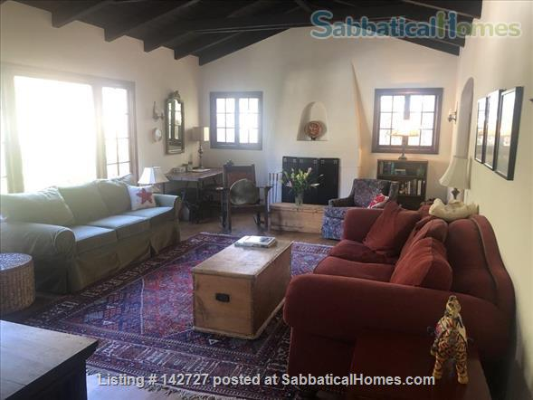 Charming N. Berkeley Home w/ Private Garden for Rent Home Rental in Berkeley, California, United States 1