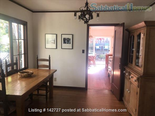 Charming N. Berkeley Home w/ Private Garden for Rent Home Rental in Berkeley, California, United States 0